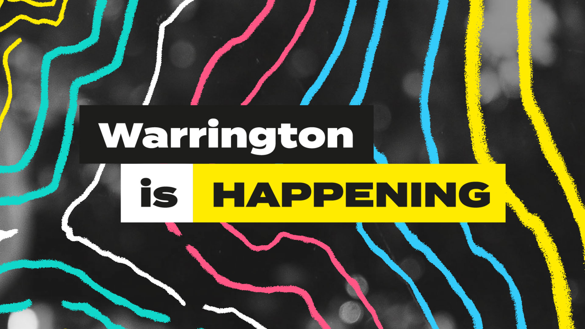 CUNNING PLAN LAUNCHES NEW DESTINATION BRAND AND WEBSITE FOR WARRINGTON